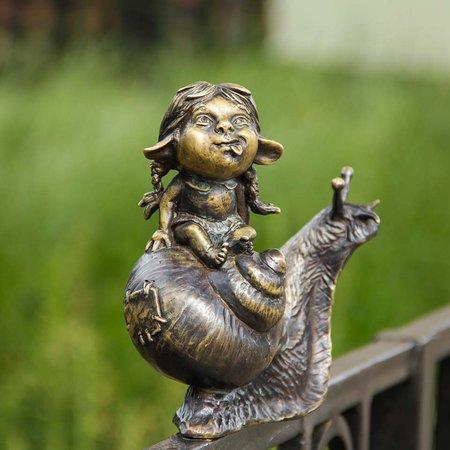Скульптура Малышка Хомлин