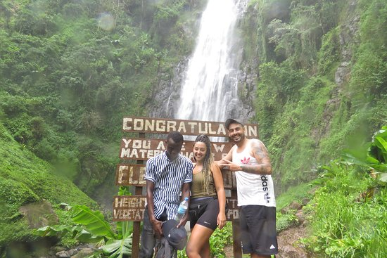 1# Materuni Waterfall | Coffee Day Tour | Burigi chato Safaris Co L.T.D