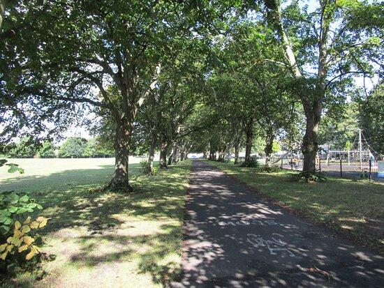 Barrack Road Recreation Ground