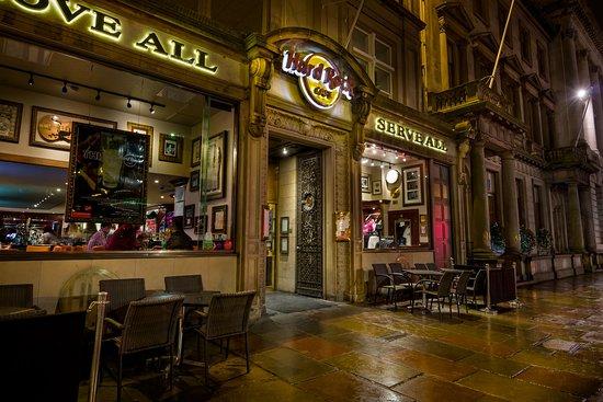 Hard Rock Cafe Edinburgh