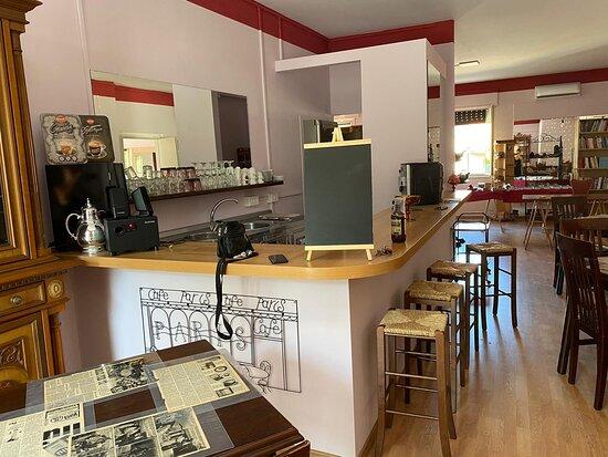 I Luoghi dell'Anima psicolibreria emporio del benessere cafè casa de tango