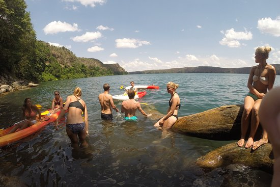 #1 Lake Chala Day Trip Tour Operators | BURIGI CHATO SAFARIS CO L.T.D
