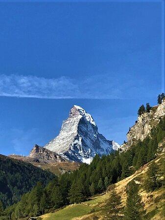 Matterhorn Glacier Paradise: Glacier du mont Cervin on summer 2020.