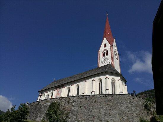 Kirche St. Lorenzen Im Lesachtal