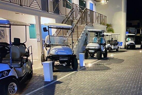 Rental Golf Cart
