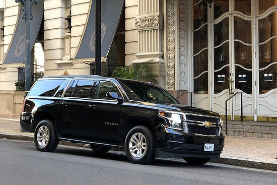 Baton Rouge to New Orleans Chauffeur Driven Transport by Executive SUV