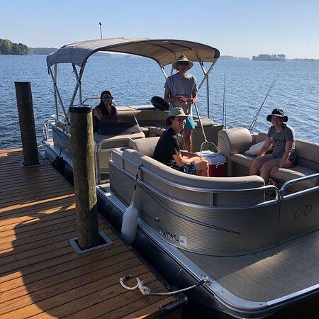 Lake Murray Boat Rentals
