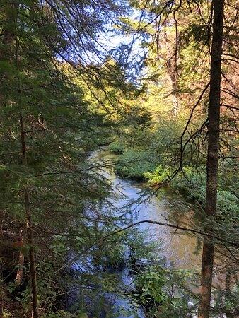 Conover, WI: Headwaters of the Wisconsin River