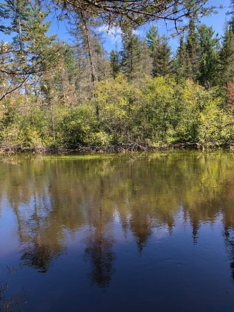 Conover, WI: Wisconsin River