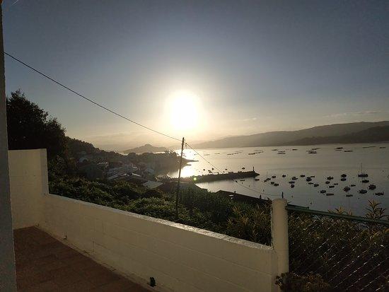 Provincia de Pontevedra, España: Vistas terraza