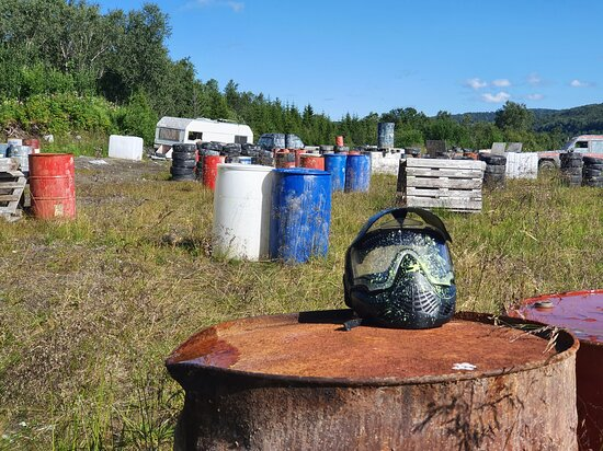 Skavli Paintball