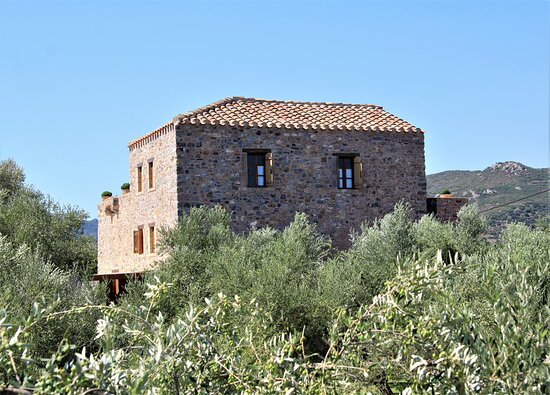 Liotrivi Monemvasia - Historical Mansion