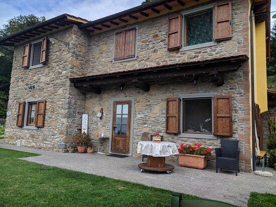 Montefegatesi, إيطاليا: Agriturismo Pratofiorito