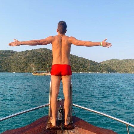 Boat ride Fotografie
