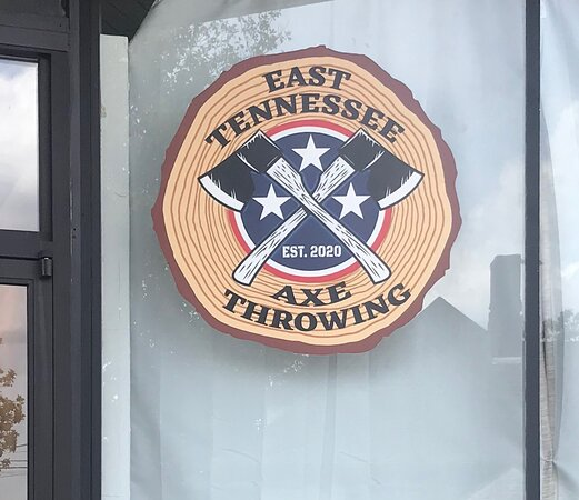 East Tennessee Axe Throwing