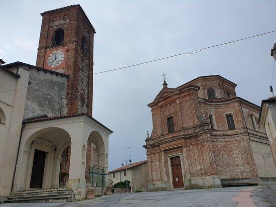 Villanova Mondovi, إيطاليا: Chiesa Santa Caterina