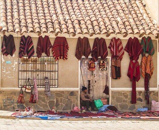Tarabuco, Bolívia: Sunday Textile Market 6