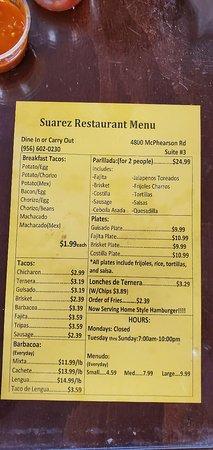 Suarez Restaurant