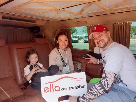 Ella Car Transfer