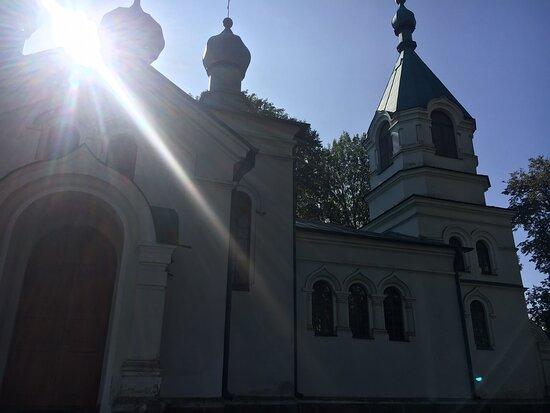 Kaplica Sw. Aleksandra Newskiego