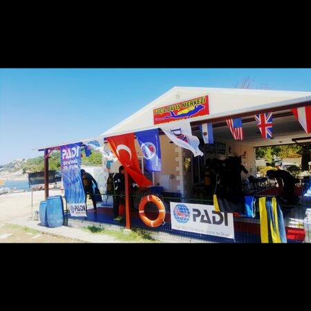 Foca, Τουρκία: We are PADI