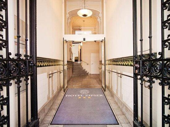 Hotel Zipser, Hotels in Wien