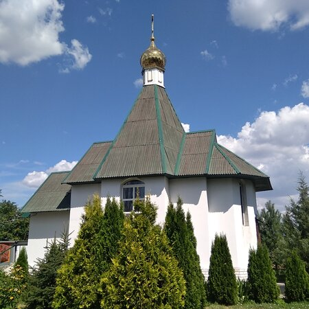 Monastery Sergius and Herman of Valaam