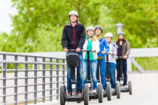 2-Hours Guided Segway Tour in Coeur...