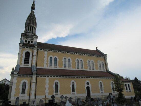Eglise de Bressaucourt
