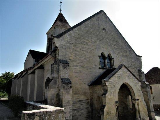 Eglise Saint-Prix de Saint-Prix