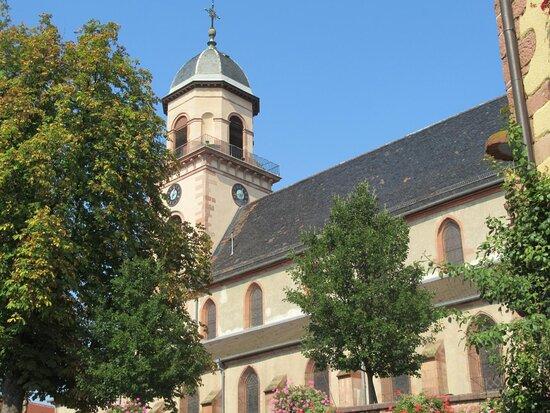Eglise de Saint-Hippolyte