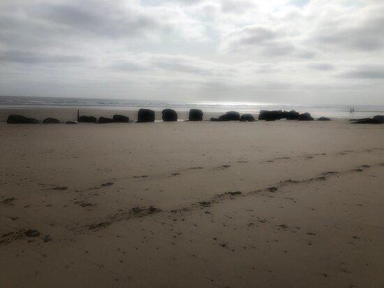 Reighton Sands Beach