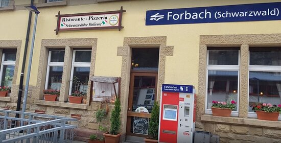 Forbach, Germany: Vorderansicht