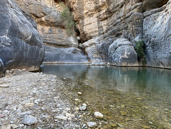 Ibri, Oman: وادي ضم
