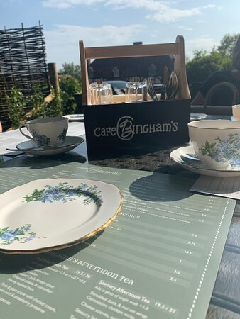 Cafe Binghams