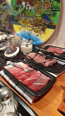 Enanger, Σουηδία: En fantastisk frukost med dom godaste råvarorna!