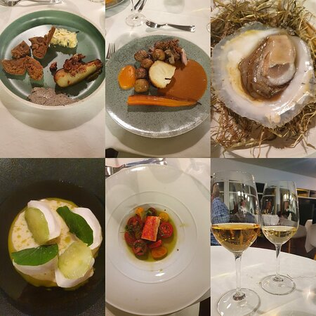Kinsarvik, Noruega: Sidermaking dinner,  fantastisk god mat  koselig atmosfære