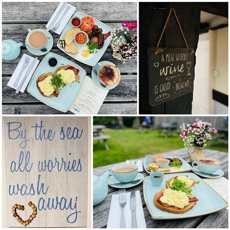 Newenden, UK: Breakfast