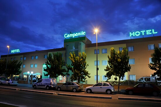 Campanile Murcia Hotel, hoteles en Murcia