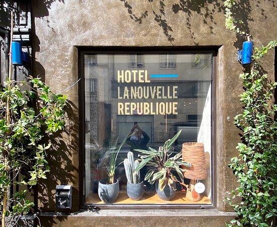 Hotel la Nouvelle Republique, Hotels in Paris