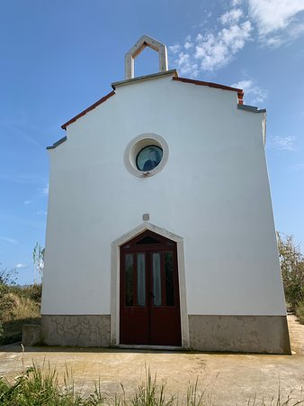 Susak, Chorwacja: Chapel of Our Lady of Annunciation on Art