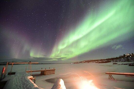 Fotografia mágica aurora boreal Tour...
