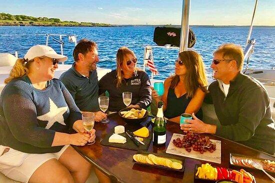 Luxury Catamaran Sailing Charters in Maine