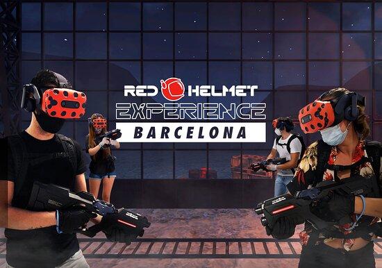 Red Helmet Experience - Barcelona