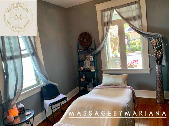 Massage By Mariana