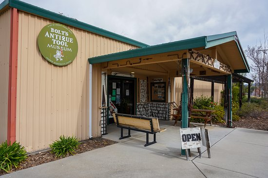 Oroville, CA: Entrance (Mar. 2020)