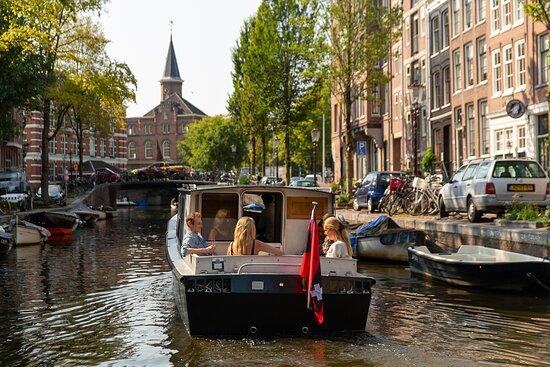 ‪Amsterdam Private Boat Tour - Day Tour‬