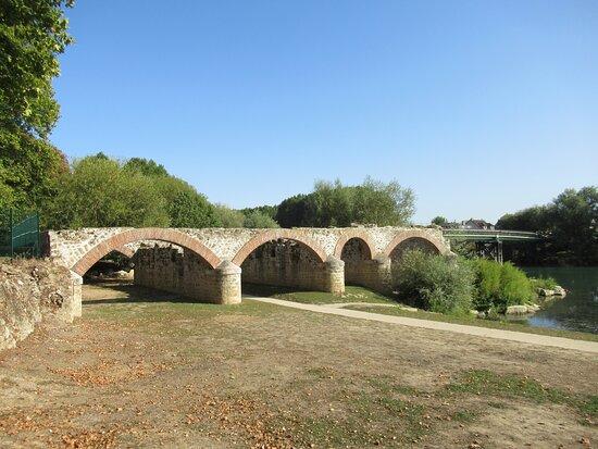 Ruines du Moulin de Chelles