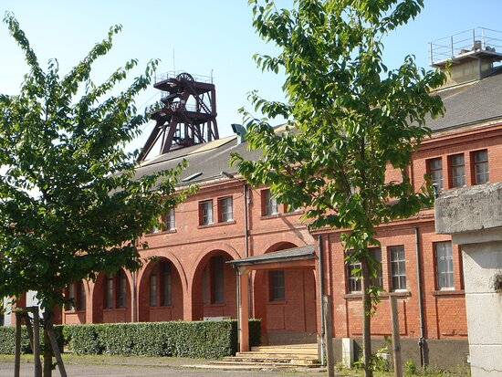 Wittelsheim, France: Ancien vestiaire du carreau Joseph-Else