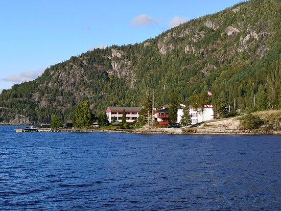 Byglandsfjord – fotografija